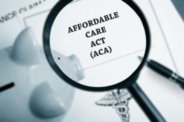 affordable care act, aca