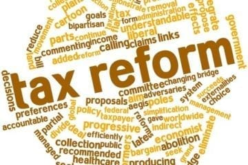international tax reform