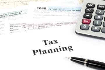 Tax planning orange county, california