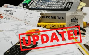 Tax Day Moved to July 15 2020