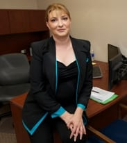 Yana Weaver, CPA specializing in International Tax Consulting